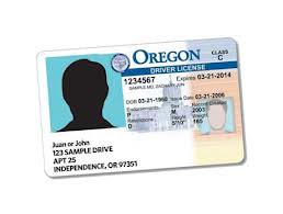 Oregon Driver Card
