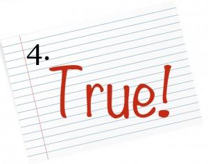 four true