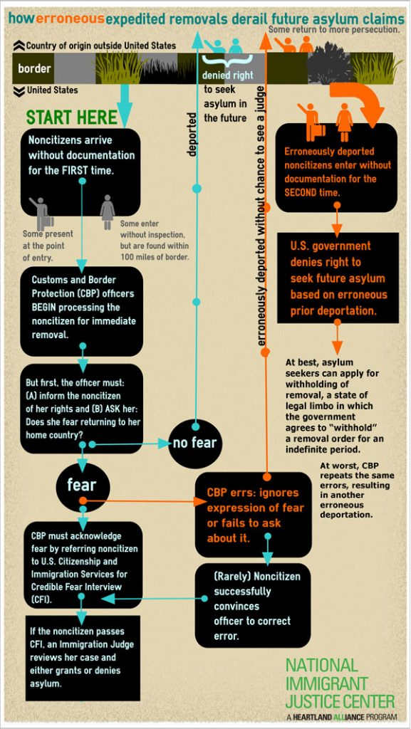 Deportation Infographic