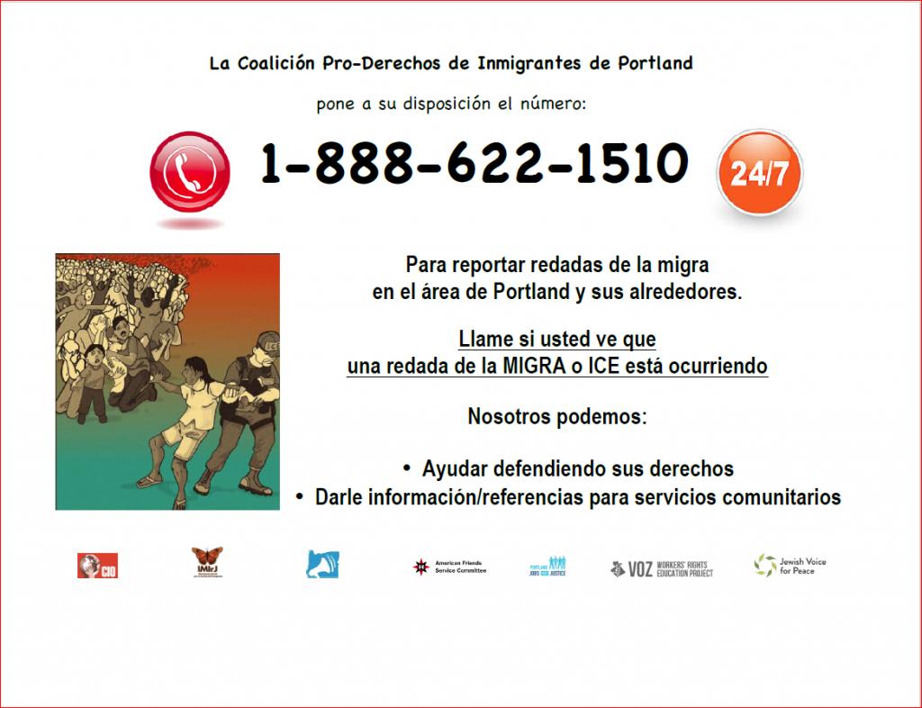 Redadas Hotline